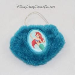 Porte monnaie Ariel DISNEY La petite sirène coquillage bleu Mcdonald's