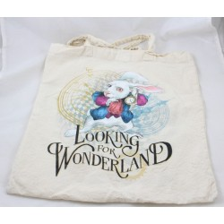 Alice in Wonderland canvas bag DISNEY Alice in wonderland 36 cm