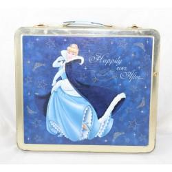 Metal box Cinderella DISNEY suitcase cinderella at ball 30 cm