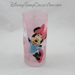 Verre haut Minnie DISNEYLAND PARIS rose Disney 13 cm