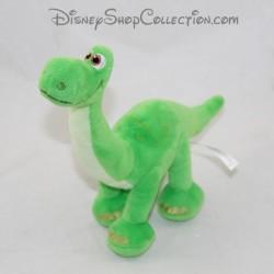 Peluche Arlo dinosaure NICOTOY Disney Le voyage d'Arlo vert 20 cm