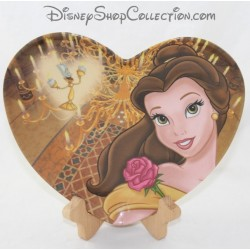 Plastic Plate Belle DISNEY Beauty and the Beast