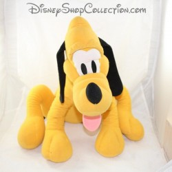 Large plush dog DISNEY Pluto plush XL seated 50 cm