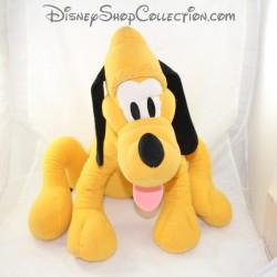 Large plush dog DISNEY Pluto plush XL seated 50 cm