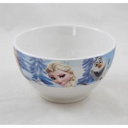 Bowl The Snow Queen DISNEY blue ceramic lunch 13 cm