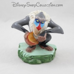 Figura cerámica Rafiki mono DISNEY El León Gris Rey 13 cm