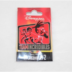 Pin's Les Indestructibles DISNEYLAND PARIS Teamincredibles 2  neuf