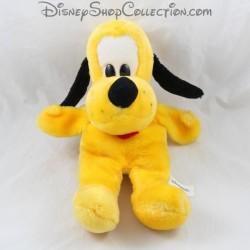 Toalla de marioneta sin perro DISNEYLAND PARIS Plutón amarillo Disney 34 cm