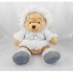 Winnie the Pooh's cub DISNEY STORE white coat 35 cm