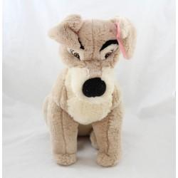 Peluche chien Clochard DISNEY CLASSICS TRUDI La Belle et le Clochard 34 cm