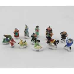 Set Mulan DISNEY beans cake of the Kings complete 12 beans
