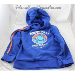 eat polar Sully DISNEY Monsters Academy blue boy 6 years old