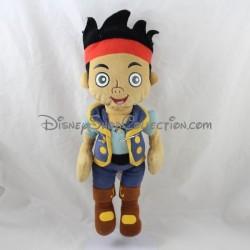 Peluche Jake NICOTOY Disney Jake et les pirates du Pays imaginaire 32 cm