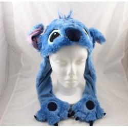 Bonnet Stitch DISNEYLAND PARIS Lilo et Stitch oreilles articulées bleu Disney