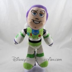 Peluche Buzz l'éclair NICOTOY Disney Toy Story blanc vert 32 cm