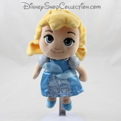 Cenicienta muñeca de felpa NICOTOY Disney Cenicienta vestido azul 21 cm