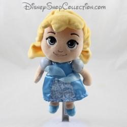 Cinderella plush doll NICOTOY Disney Cinderella blue dress 21 cm