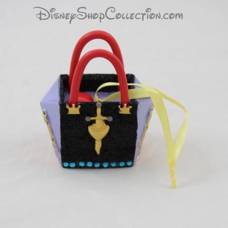 Mini decorative bag The Wicked Queen DISNEY STORE Snow White ornament 9 cm