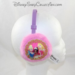 Earrings Princess DISNEYLAND PARIS Aurora, Cinderella and Tiana Disney adjustable size