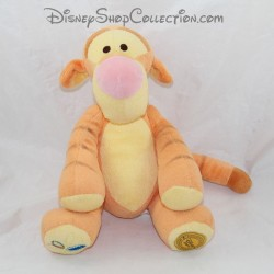 Tigger Disney STORE Winnie and her orange butterfly friends 23 cm