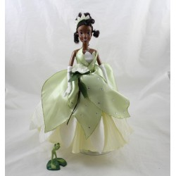 Tiana DISNEY STORE Model Doll The Princess and the Frog