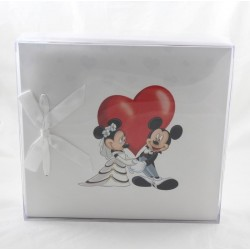 Album photo Mickey Minnie DISNEYLAND RESORT PARIS mariage