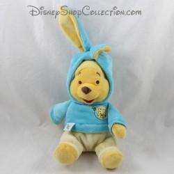 Winnie the Pooh NICOTOY Disney Winnie disguised as a blue rabbit 21 cm