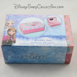 DISNEY Jewelry Box The Pink Frozen Snow Queen 18 cm
