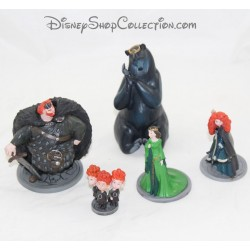 Set de Rebel MINISset Disney STORE lote de 5 figuras de playet
