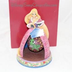 Rapunzel FIGURINE DISNEY TRADITIONS Collezione Jim Shore Showcase