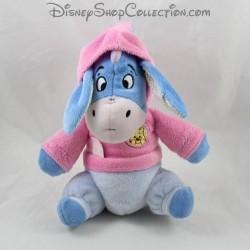 Winnie the Pooh NICOTOY Disney Winnie disguised as a blue rabbit 22 cm