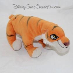 Peluche tigre Shere Khan NICOTOY Disney Le Livre de la Jungle orange 25 cm