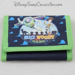 Woody Wallet and Buzz the DISNEY Toy Story blue blue wallet