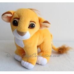 Peluche lion Simba DISNEY Le Roi Lion Mattel 1993