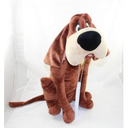 Peluche Caesar dog DISNEY STORE The beautiful and the brown tramp 45 cm