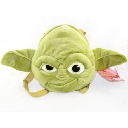Backpack Master Yoda DISNEY Star Wars plush head