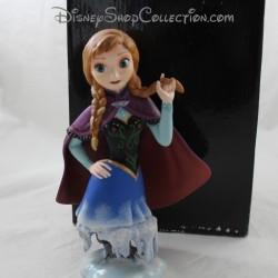Figura bufón Anna DISNEY Mostrar La Reina de las Nieves busto congelado 20 cm