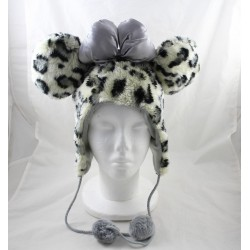 Minnie DISNEYLAND PARIS sombrero-up leopard-grey nudo eam
