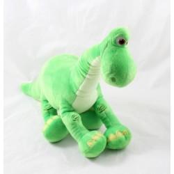 Peluche Arlo dinosaure NICOTOY Disney Le voyage d'Arlo vert 30 cm