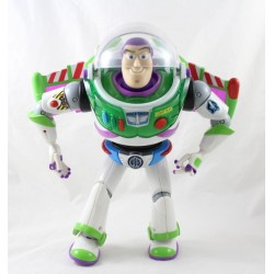 Talking figure Buzz Lightyear DISNEY MATTEL Toy Story Pixar sounds and lights 30 cm