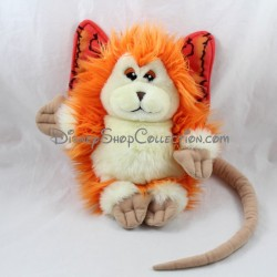 Peluche Captain EO DISNEYLAND PARIS Michael Jackson disney orange attraction 22 cm