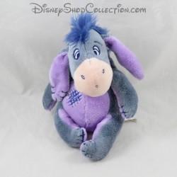 StuffBourriquet donkey NICOTOY Disney blue patched scar 16 cm