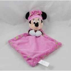 Minnie DISNEY NICOTOY luminescent diamond 30 cm flat doudou