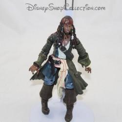 Jack Sparrow DISNEY Piratas del Caribe 18 cm figura articulada