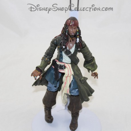 Jack Sparrow DISNEY Pirates of the Caribbean 18 cm articulated figure