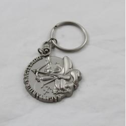 Porte clés Stitch DISNEYLAND PARIS Lilo & Stitch Sagittaire étain métal