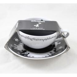 Tasse Mary Poppins DISNEYLAND PARIS tasse à thé soucoupe Le Retour