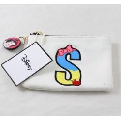 Porte monnaie à paillettes Blanche Neige DISNEY PRIMARK S snow white 14 cm