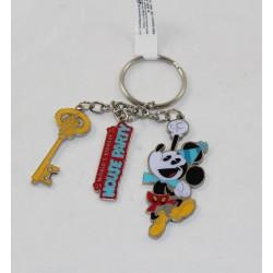 Puerta clave Mickey DISNEYLAND PARIS 90 aniversario Mouse Party