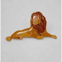 Pin's Simba DISNEY STORE El raro rey león adulto vintage 1995